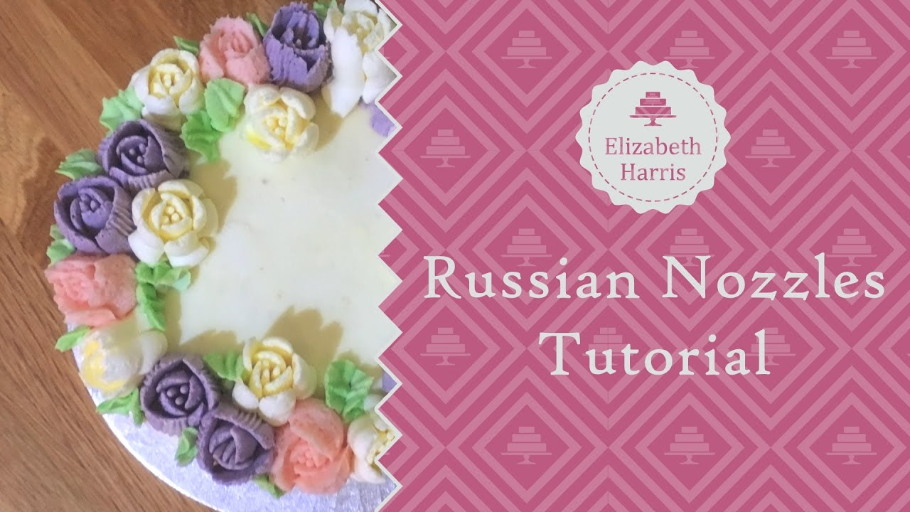 How To Use Cake Decorating Tips