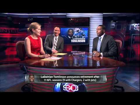 NFL: LaDainian Tomlinson retires