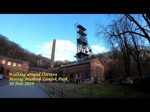 Острава. Walking Around Ostrava. Mining Museum Landek Park. ORANGE Ua