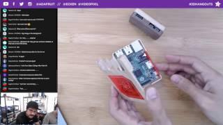 3D Hangouts – Zelda Sword, Mini PCs And CNC