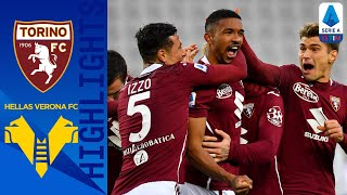 Torino 1-1 Hellas Verona | Torino snatch late goal to keep their unbeaten run going | Serie A TIM