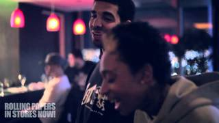 Wiz Khalifa Feat. Drake - Purple Flowers [Official  Video]