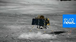 India loses contact with Chandrayaan-2 moon mission