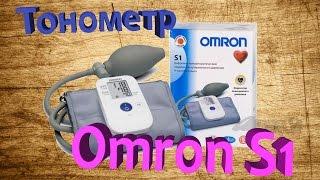 тонометр Omron S1 обзор
