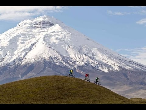 "Dan Does... ""The Amazing Volcano Bike Ride"" in Arequipa, Peru Video."