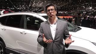 5 Motivos para ter o Novo CR-V Hybrid   Honda Portugal Automóveis