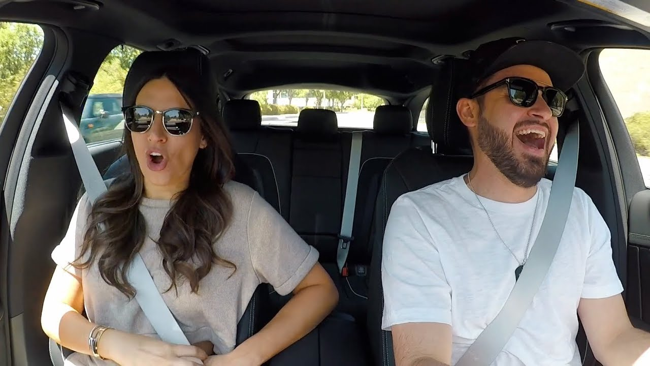 EXCLUSIVE: MY WIFE TRIES MY TWO FASTEST AMG'S *SHOCKING*