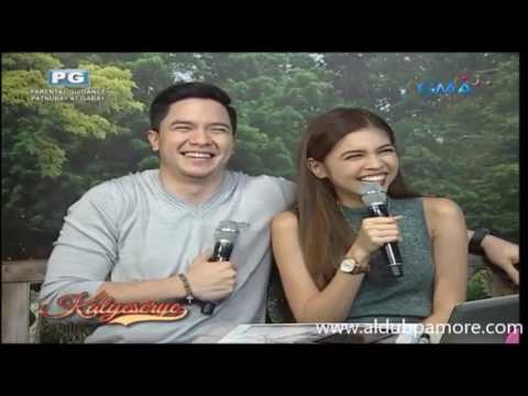 Genuine Kilig Part 13 Aldub/MaiChard (Maine Mendoza and Alden Richards)