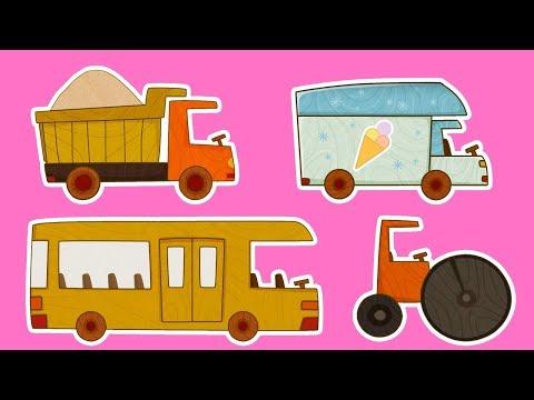 МАШИНКИ - Сериал для мальчиков - Все серии подряд - Сборник - Видео онлайн
