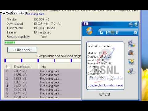 BSNL ZTE USB MODEM WINDOWS VISTA DRIVER DOWNLOAD