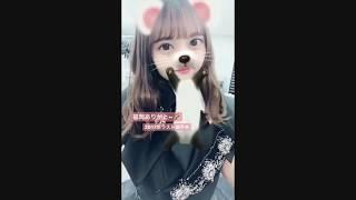201711 AKB48 湯本亜美 インスタストーリーまとめ @amiyumoto_official.
