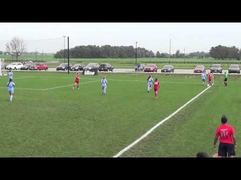 U-18 girls championship: NEFC vs. PDA South – 2015 NPL Finals