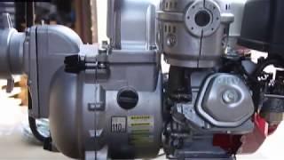 видео Мотопомпа Koshin STH-80 х