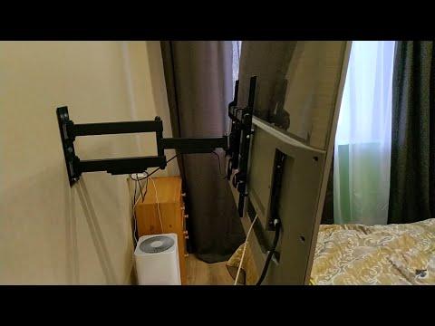 Кронштейн под телевизор 55 дюймов. DEXP BL-55CFTS-3