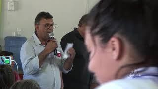 Pronunciamento Arineudo Roberto - Presidente da Associação