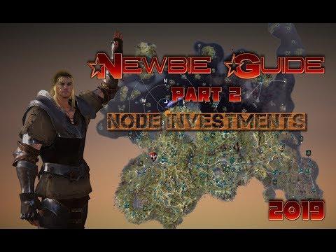 Newbie Guide - Black Desert Online PART 2 [Node & Energy Investments]