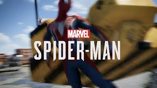 Spider-Man PS4 Intro (Guardians of the Galaxy Vol. 2 Style) EDIT #2