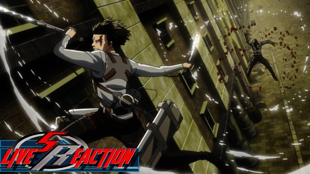 Shingeki No Kyojin Attack On Titan Season 3 Episode 2 Live
