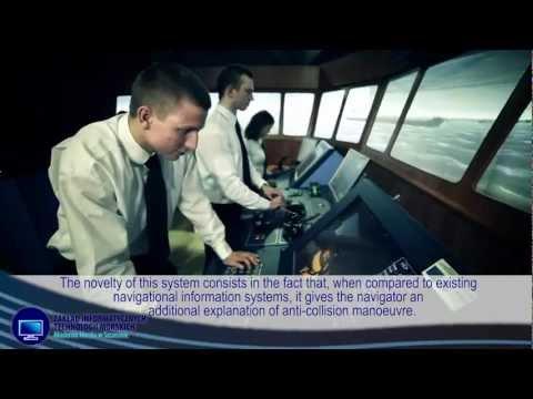 Navigational Department at Maritime University of Szczecin