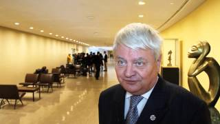 End of year interview with Head of UN Peacekeeping Operations Hervé Ladsous