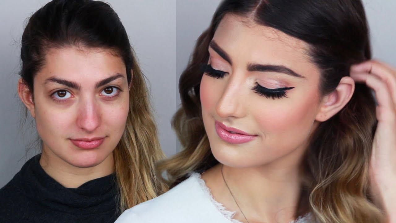 PROM MAKEUP TUTORIAL RCLBEAUTY101