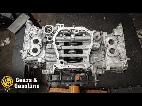Subaru Engine Build (ASMR)
