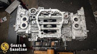 Gambar cover Subaru Engine Build (ASMR)