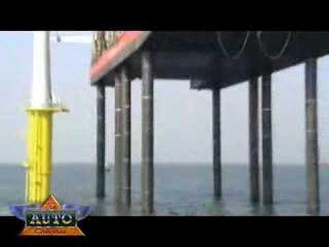 Vestas Off Shore Wind Generators