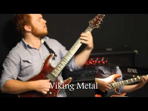 SoftShredding - Metal Genre Mash-Up - 10 GENRES