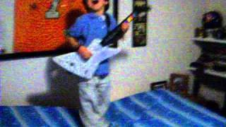 Rocker Kid Iron Maiden two minutes to midnight