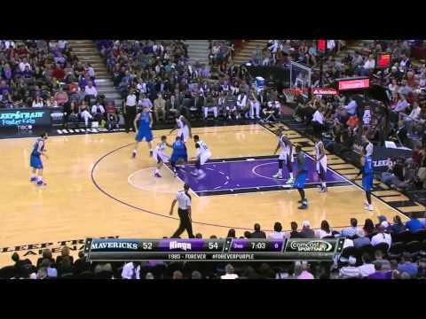 Dallas Mavericks vs Sacramento Kings | April 6, 2014 | NBA 2013-14 Season