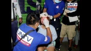 Buntis na nabangga ng motorsiklo tinulungan ng UNTV News & Rescue at BFP