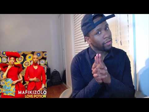 Love Portion - Mafikizolo | Reaction Video
