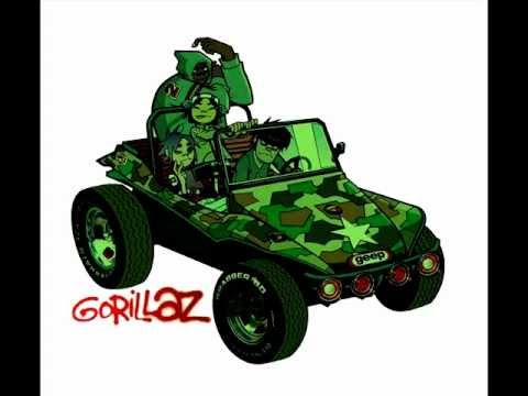 Clint Eastwood - Gorillaz (Bass Boosted)