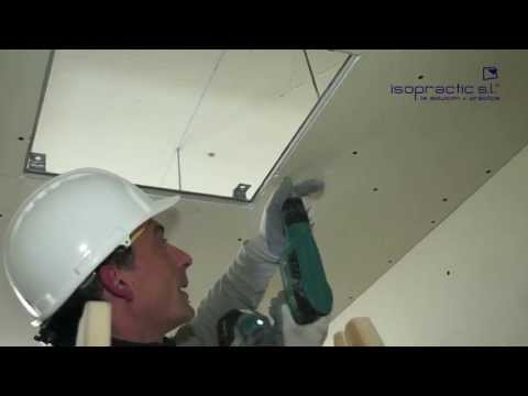 Falsos techos e iluminacion escondida doovi - Como hacer un falso techo ...