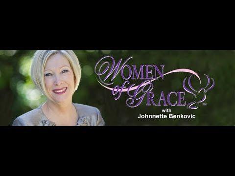 Women of Grace - 2/20/18 - Johnnette Benkovic - Guest Jack Williams