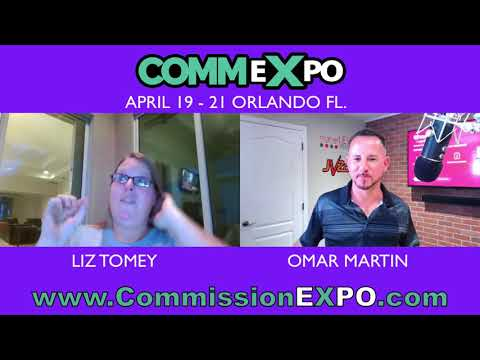 Commission Expo interview with LizTomey