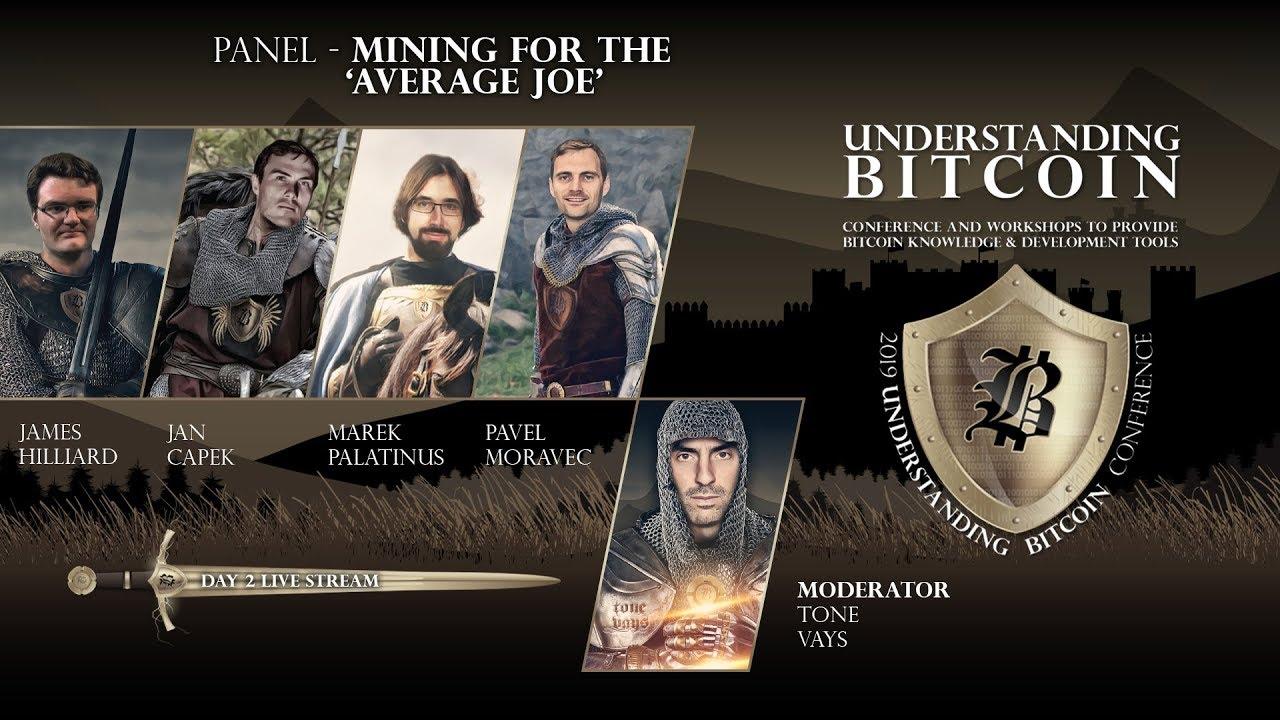 Mining For The Average Joe by Tone Vays, JamesHillard, JanCapek,  MarekPalatinus, PavelMoravec
