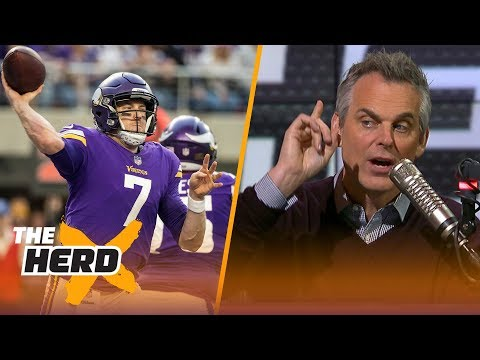 Herd Hierarchy: Colin's Top 8 NFL teams after 2017-2018 Divisional Week | THE HERD