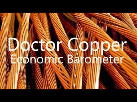 Copper as a Commodity - What moves it?