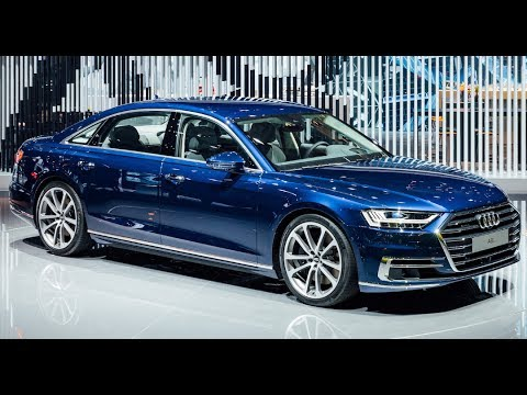 All-new Audi A8 event in Barcelona