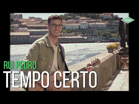 Rui Pedro - Tempo Certo (Videoclipe Oficial)
