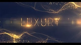 Luxury Titles  - After Effects | Videohive Projects