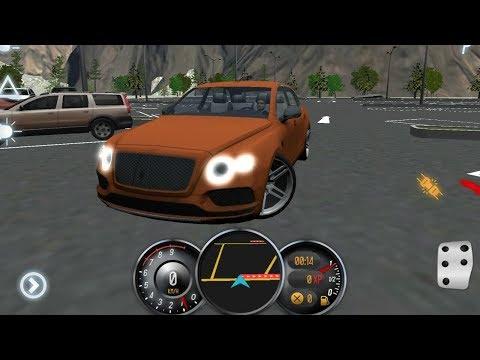 Bentley Driving School 2016, BentleyBentayga with Steering Wheel
