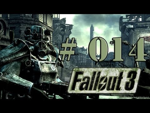 Let's Play Fallout 3 #014 - Galaxy News Radio