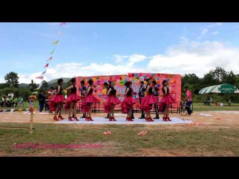 หลีดสีชมพู โรงเรียนห้องสอนศึกษา ในพระอุปถัมภ์ฯ 28-06-2559