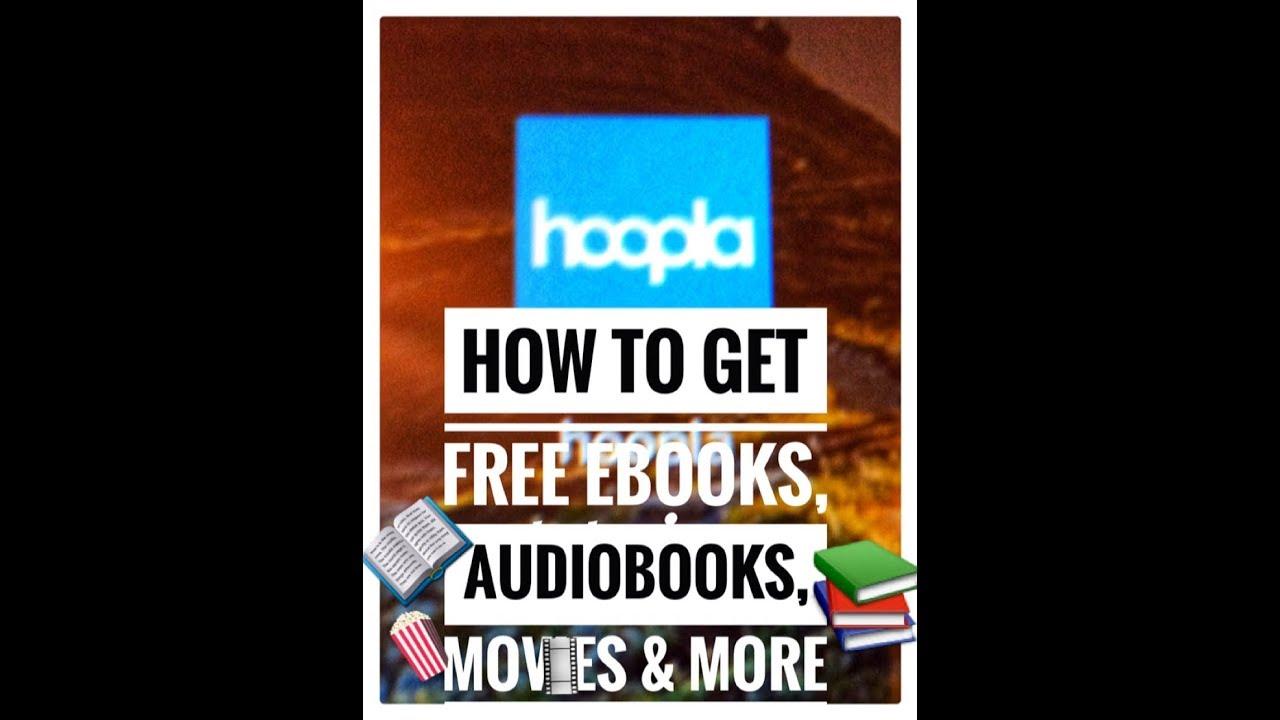 Hoopla Book To Kindle