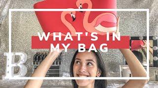 WHAT'S IN MY BAG   Bea Arboleda