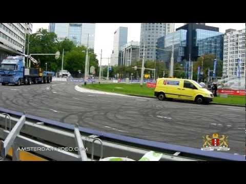 Rotterdam & Bavaria City Racing (8.21.11 - Day 416 part 2) Carnager Daily VLOG