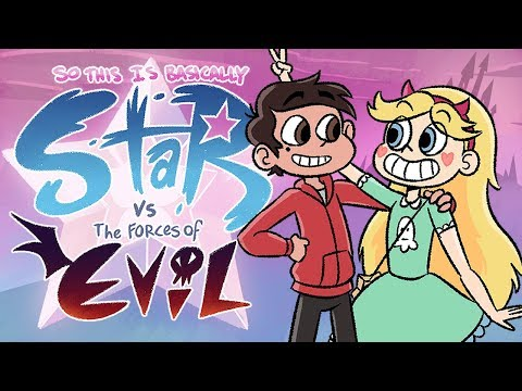 So This is Basically Star vs. The Forces of Evil